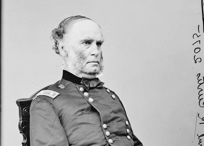 Samuel R. Curtis during the Civil War