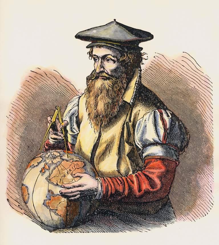 Picture of Gerardus Mercator