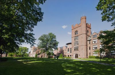 George Washington University: Acceptance Rate, SAT/ACT
