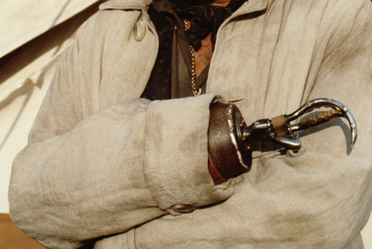 Hook hand prosthetic
