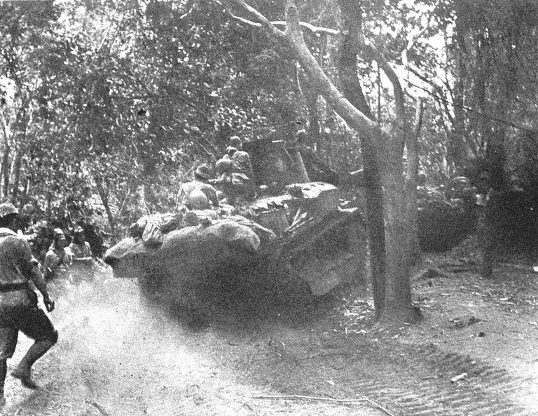 The Battle of Bataan - World War II