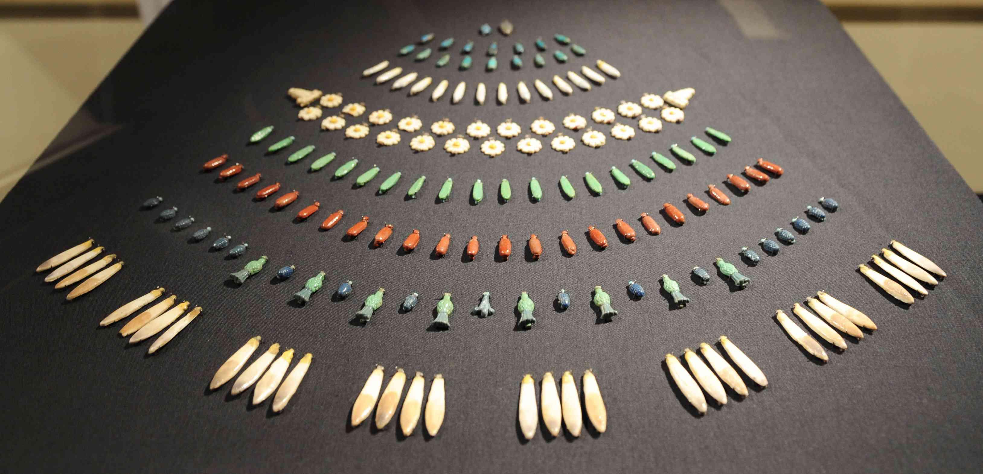 New Kingdom Faience Beads (1400–1200 BCE)