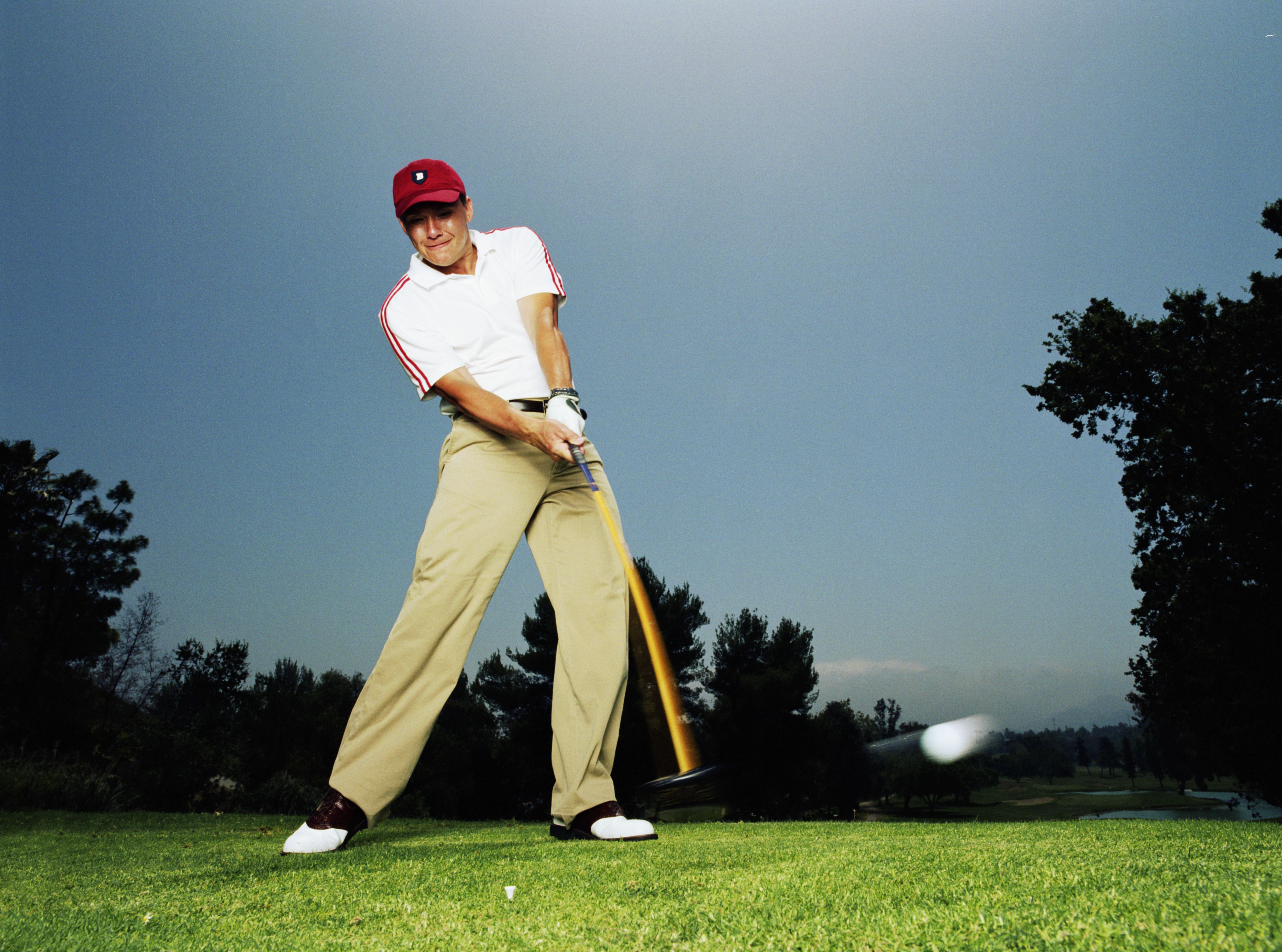 How Angle of Attack Affects Golf Shots