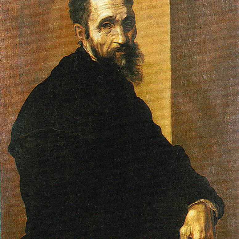 A portrait by a man who knew Michelangelo