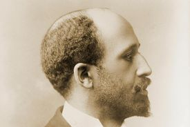 W.E.B. Du Bois, about 1918