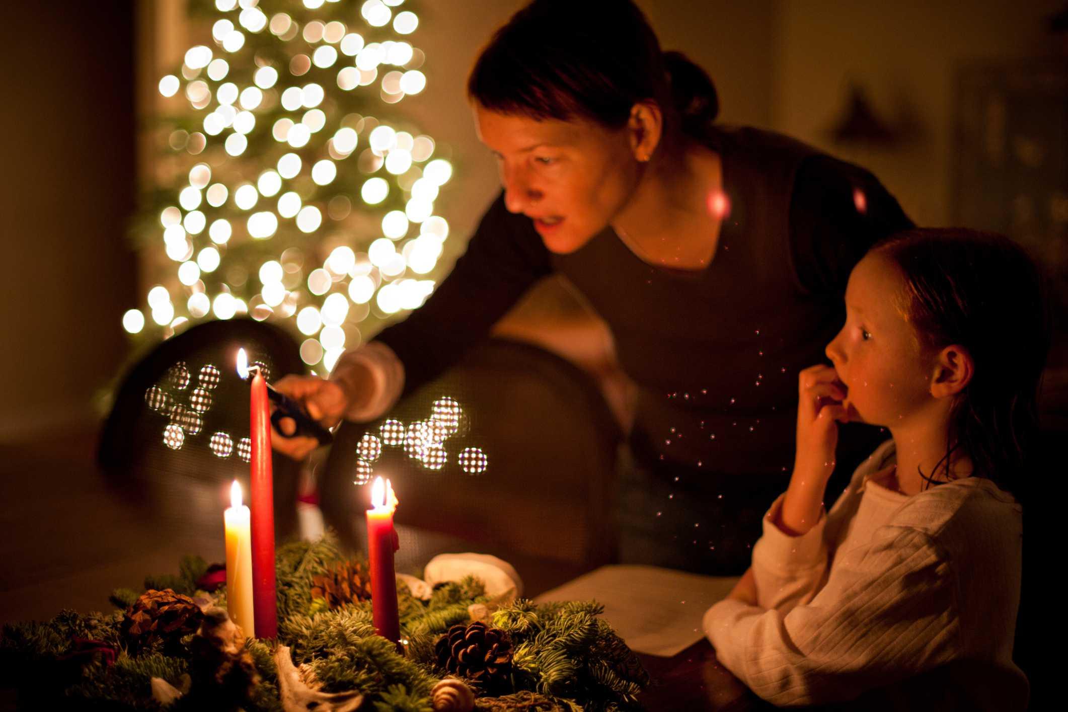 Christian Christmas Words Associated With the Season