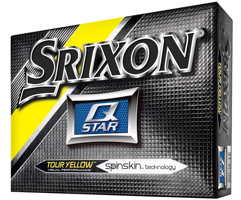 Srixon Q-Star golf balls, 2015 model