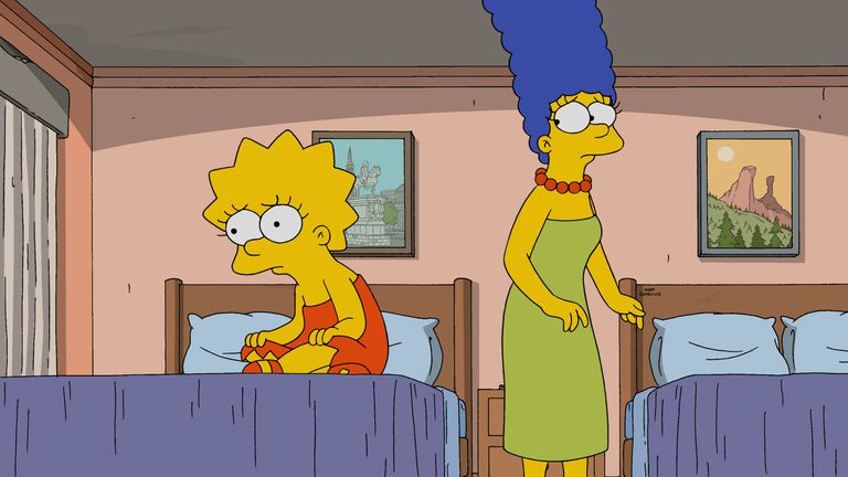 Marge Disappoints Lisa