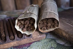 Cigars for sale in Vinales, Cuba