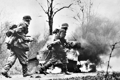 The Battle of the Seelow Heights in World War II