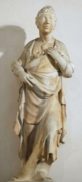 Early marble sculpture