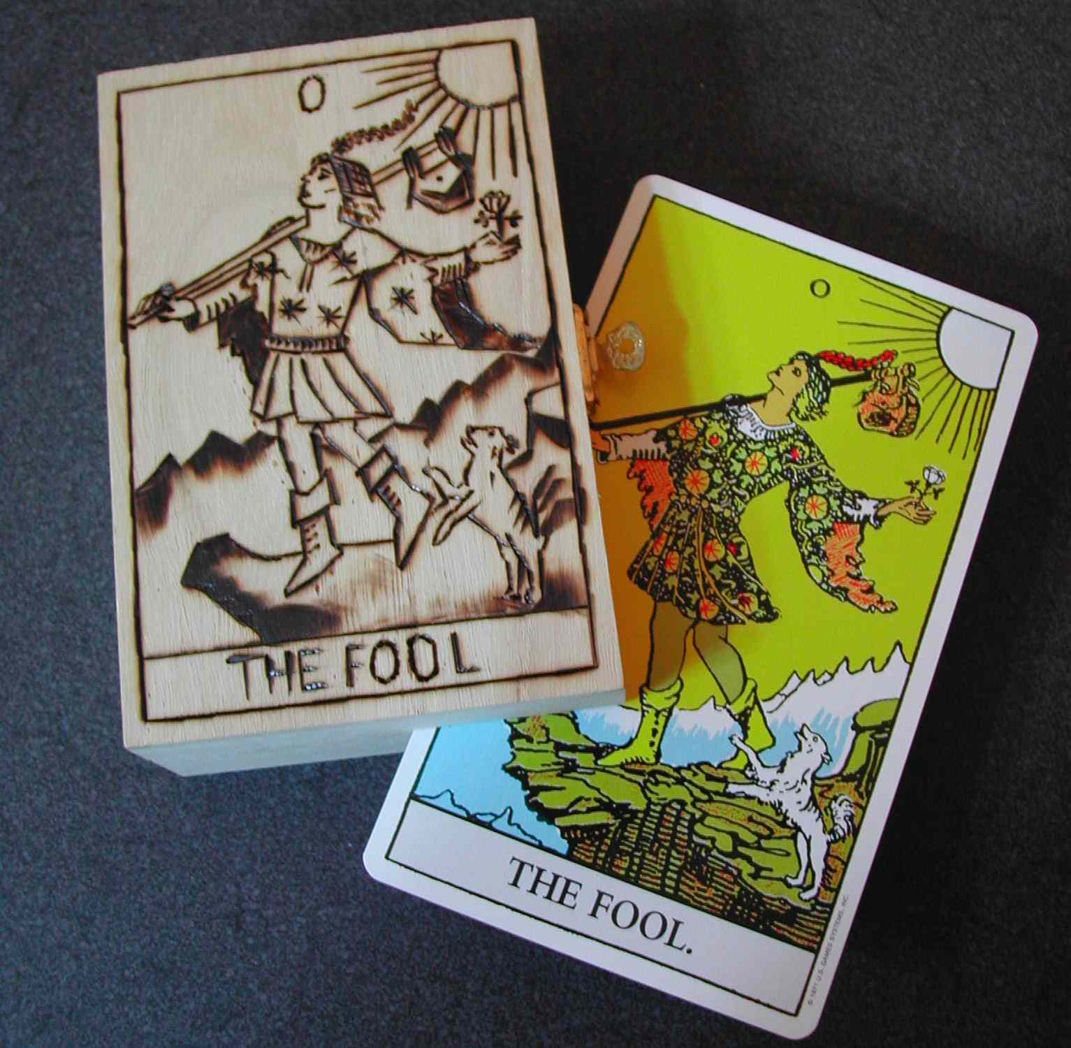 Get Started Reading Tarot Cards