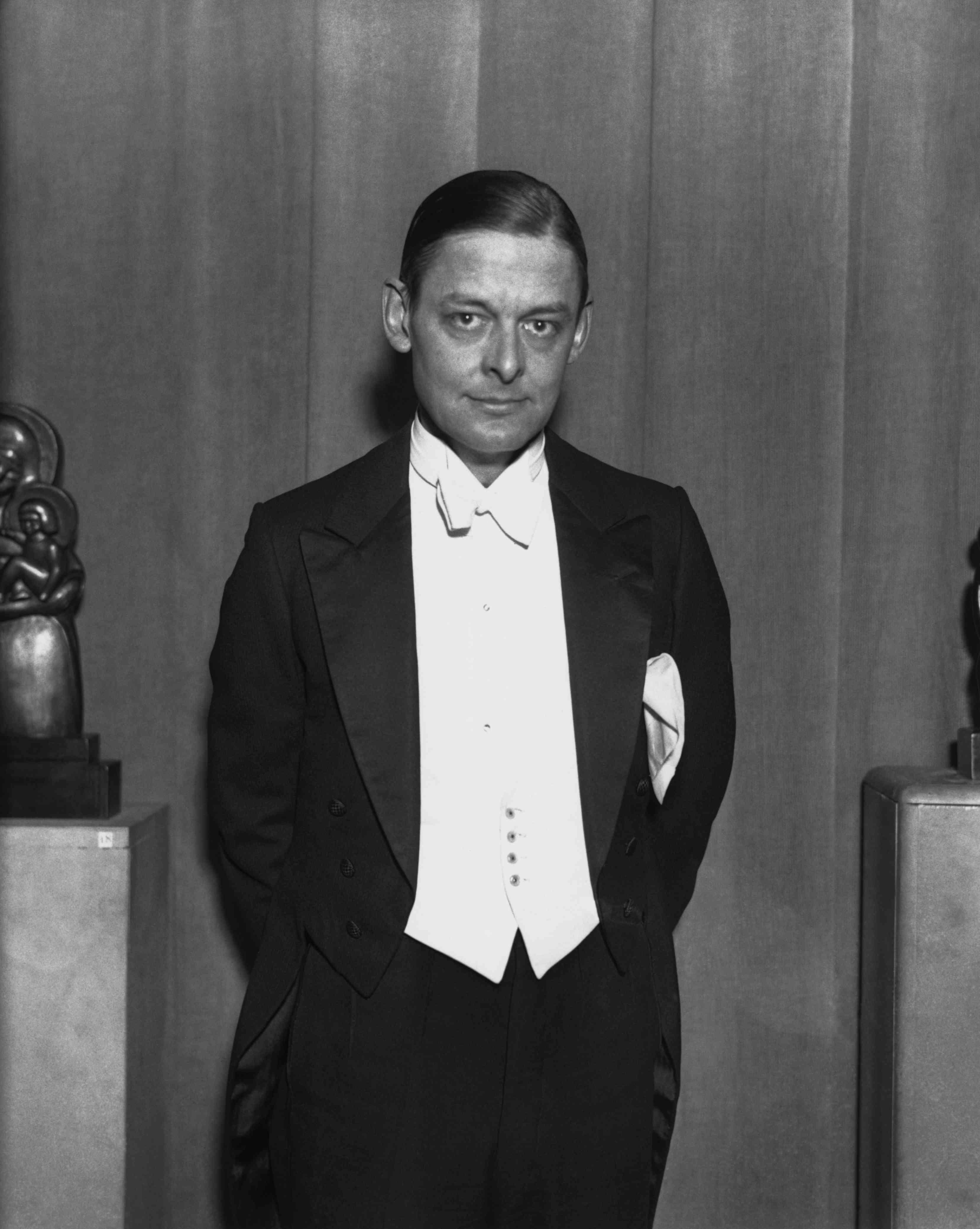 Portrait of T. S. Eliot