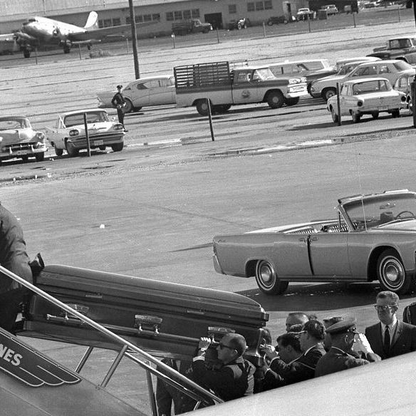 What Happened to JFK's First Casket?