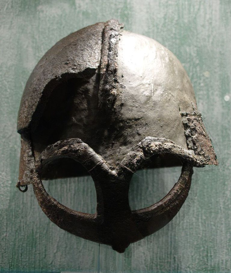 Horned Helmets - Viking Myths and FactsHorned Helmet Viking