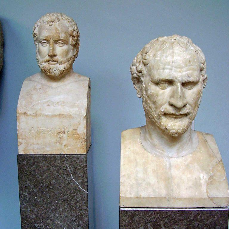 Aischenes and Demosthenes