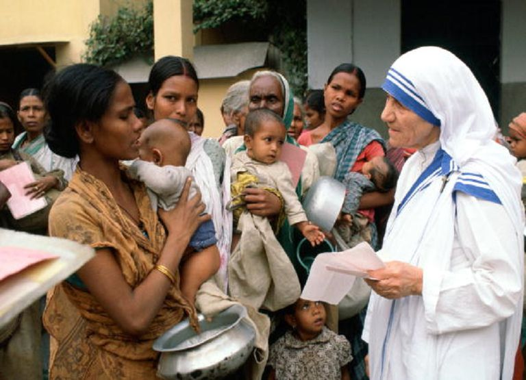 Mother Teresa saint