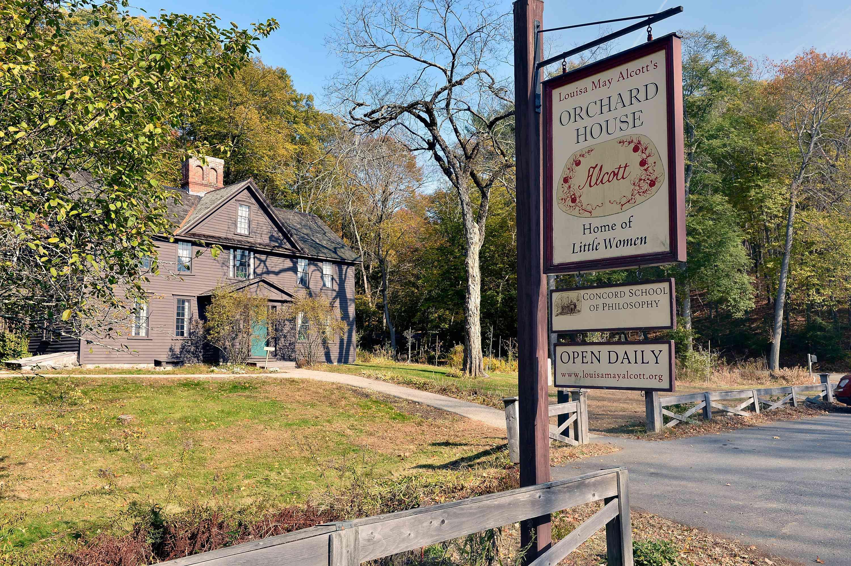 New England Exteriors And Landmarks