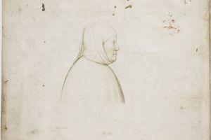 Portrait of Francesco Petrarca