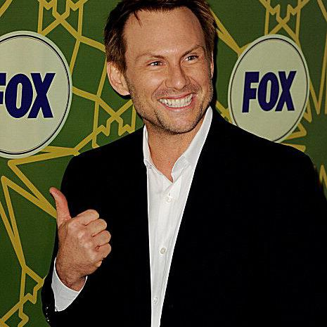 Christian Slater - Getty Images