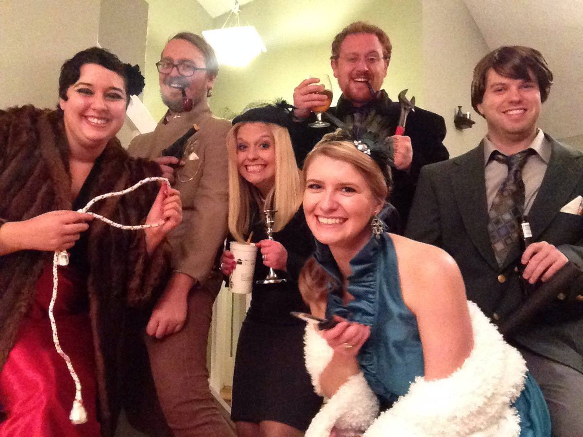 funny pop culture halloween costumes for groups