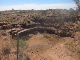 Blackwater Draw Clovis Site, New Mexico