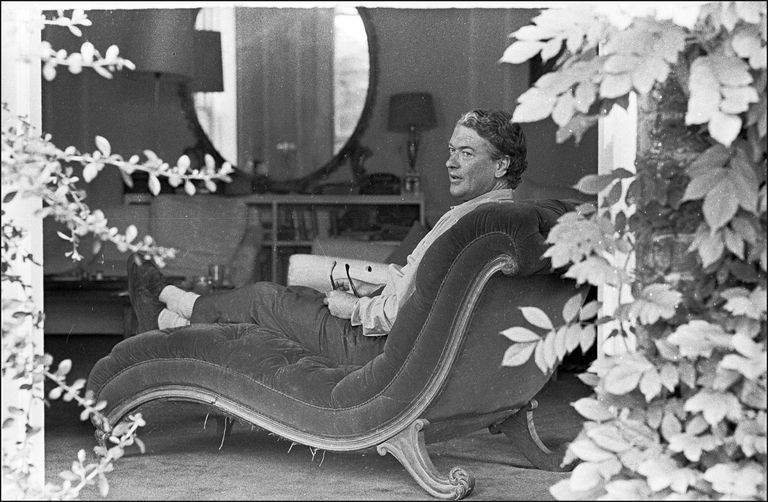 Kingsley Amis At Home