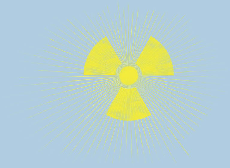 I got Glowing Marks for Radioactivity Knowledge. Radioactivity Science Quiz