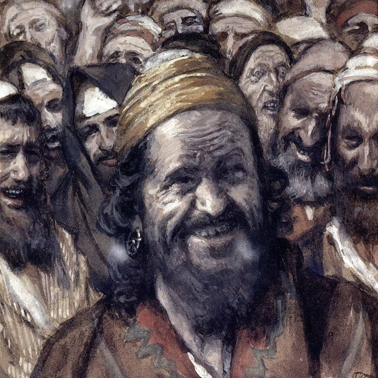 Barabbas in the Bible