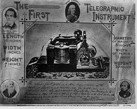 The First Telegraph