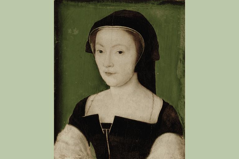 Mary of Guise, artist Corneille de Lyon