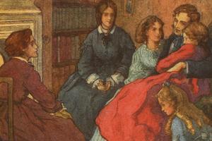 Little Women illustration
