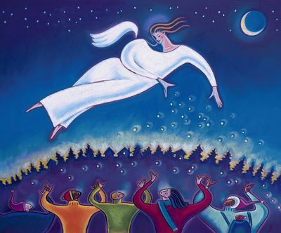 Dream Messages From God And Angels Shapes