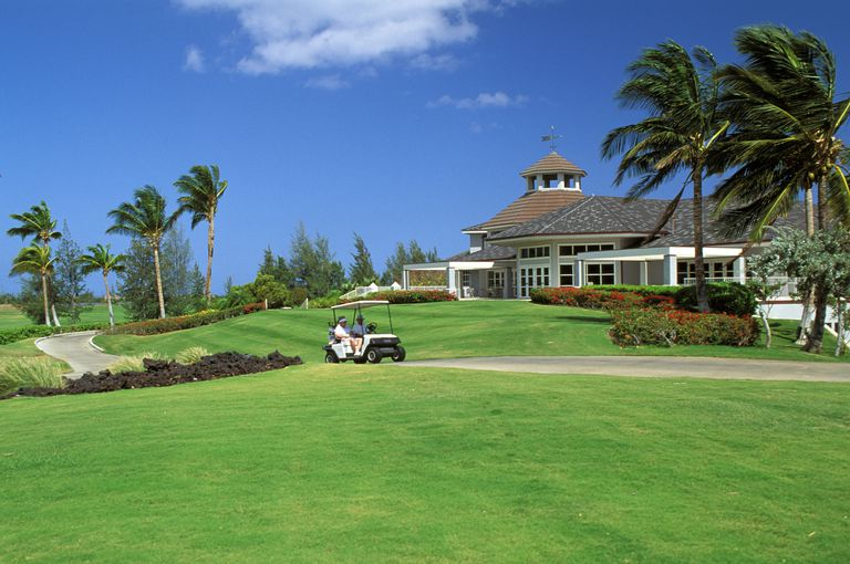 Waikoloa Kings Course in Hawaii
