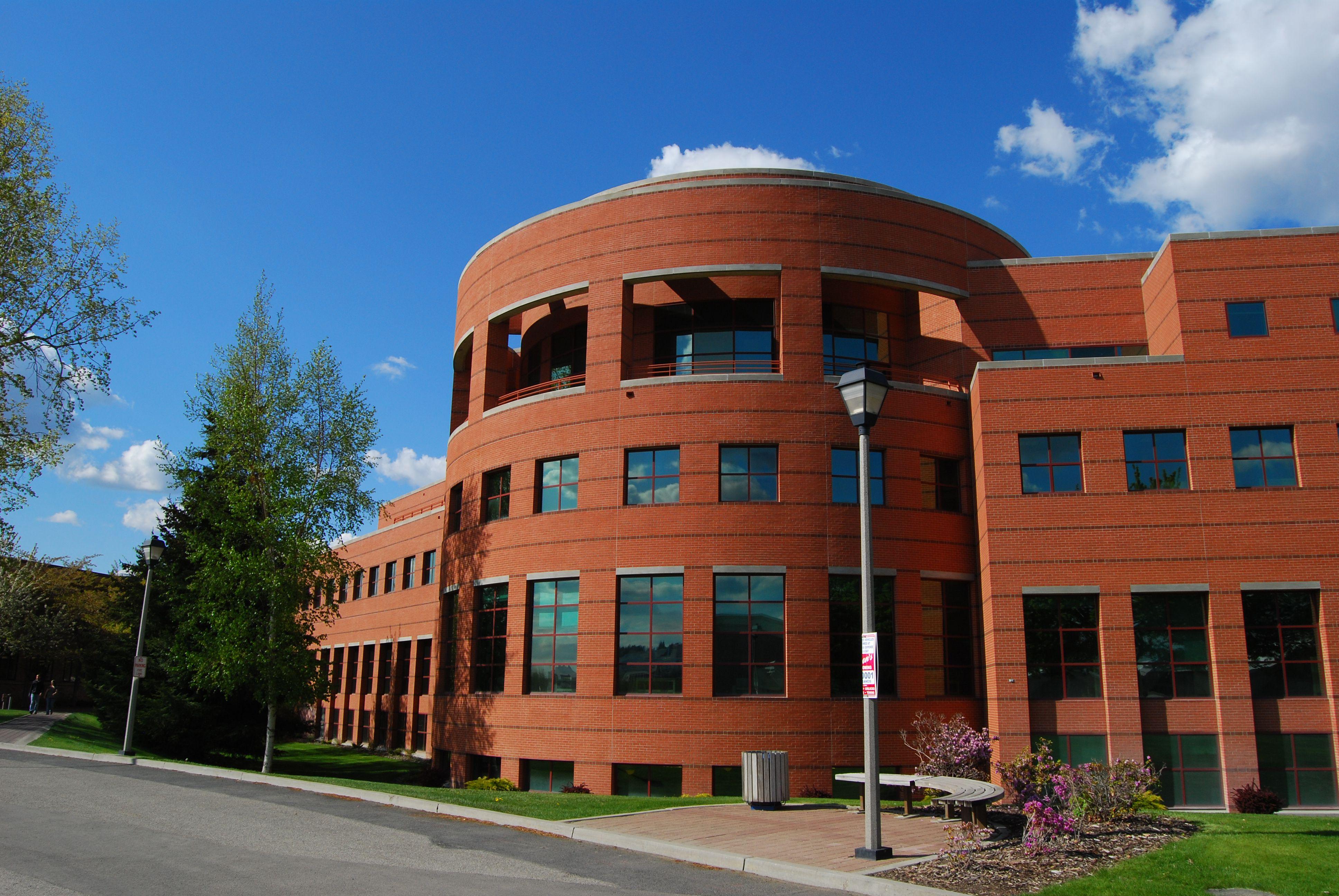 Gonzaga University—Foley Center Library