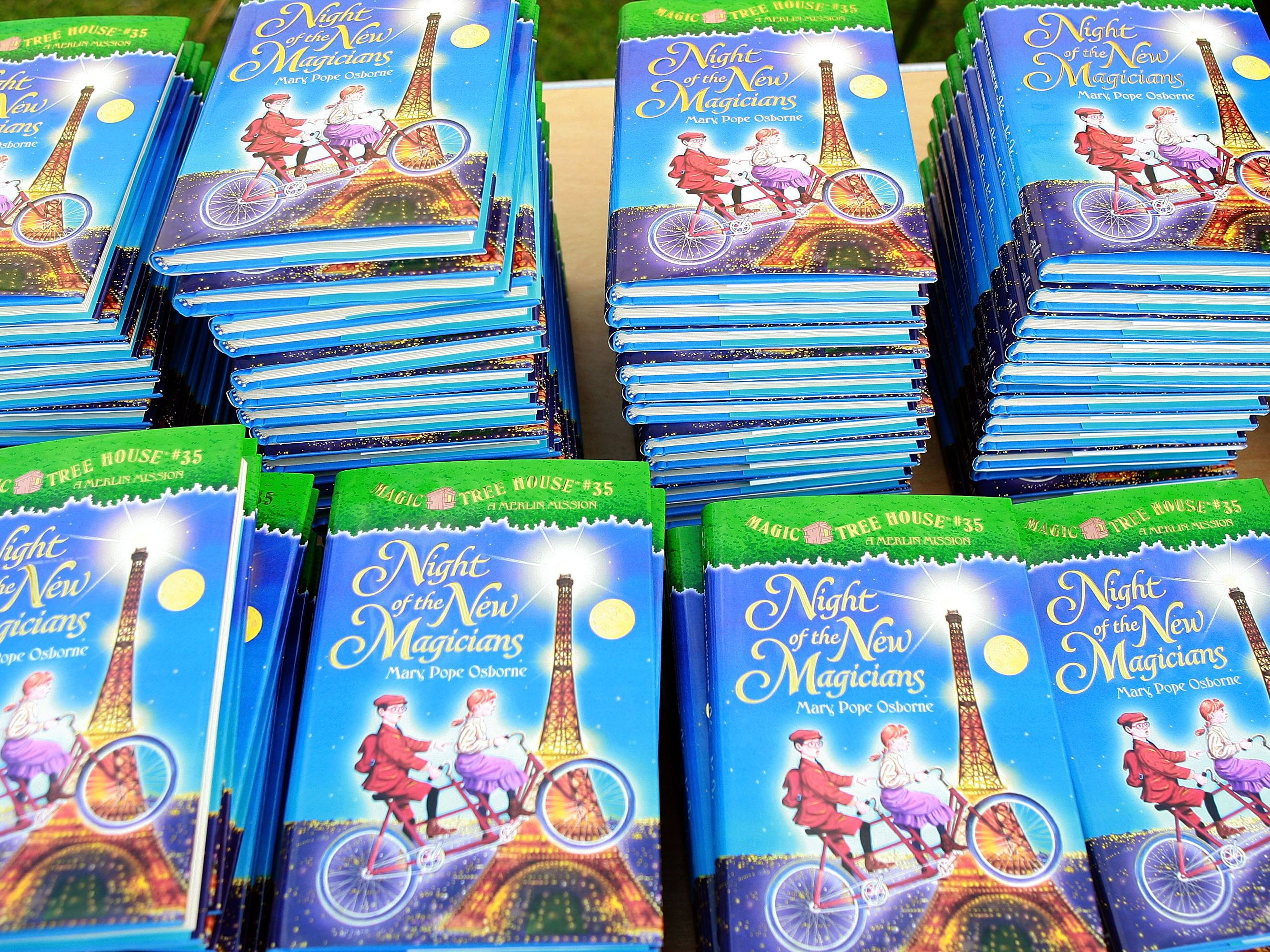 Magic Tree House Research Guide Set