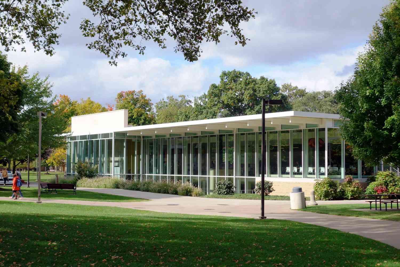 Leutner Commons Case Western Reserve -yliopistossa