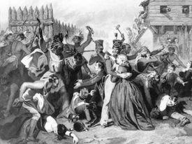 Fort Mims Massacre