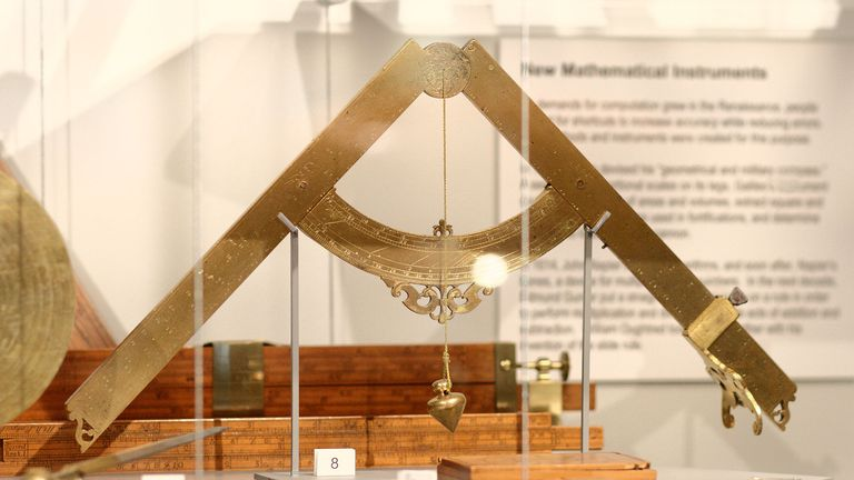 Galileo galilei the law of the pendulun galileo galilei military and surveying compass mozeypictures Image collections