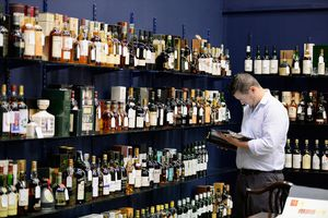 500 Bottles Of Whiskey To Be Auctioned