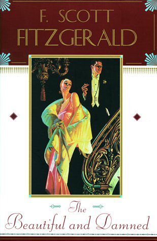The Beautiful and Damned by F. Scott Fitzgerald cover
