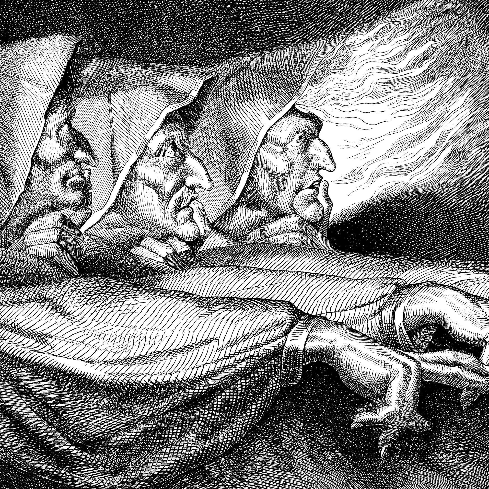 Three Weird Sisters Macbeth 7