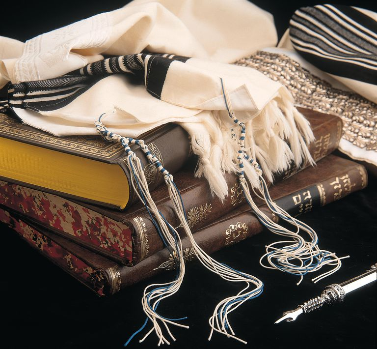 Tzitzit in Judaism