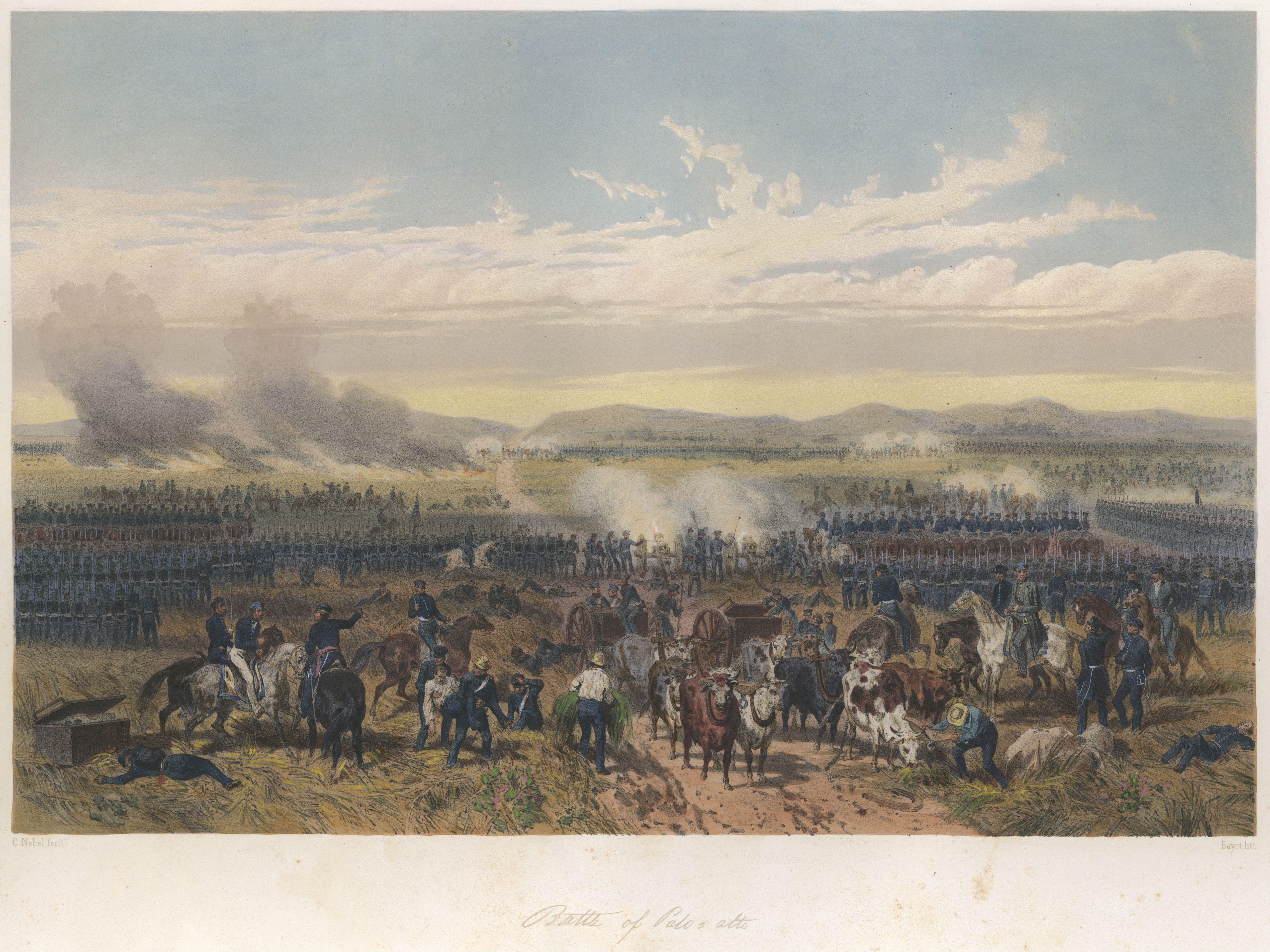 Battle of Palo Alto