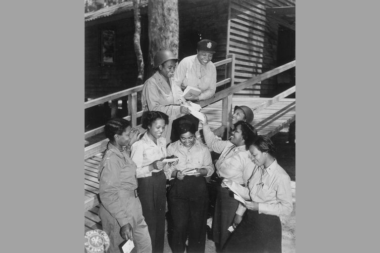 Nurses In The Southwest Pacific, 268th Station Hospital in Australia, November 29, 1943
