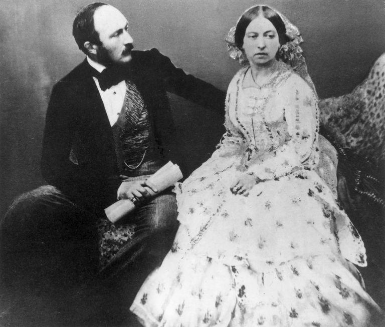 Victoria And Albert