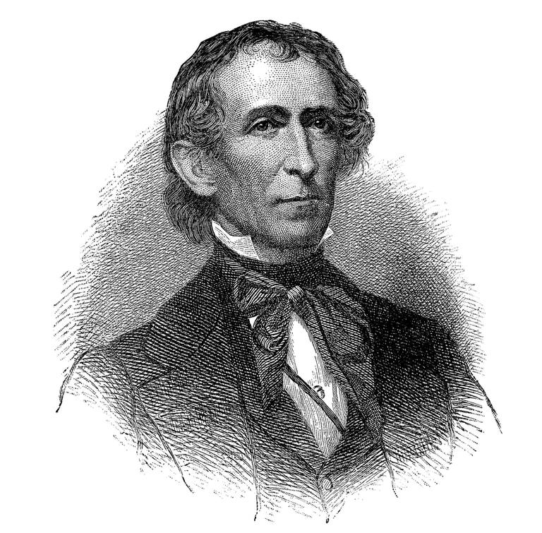 John Tyler,10th President of United States