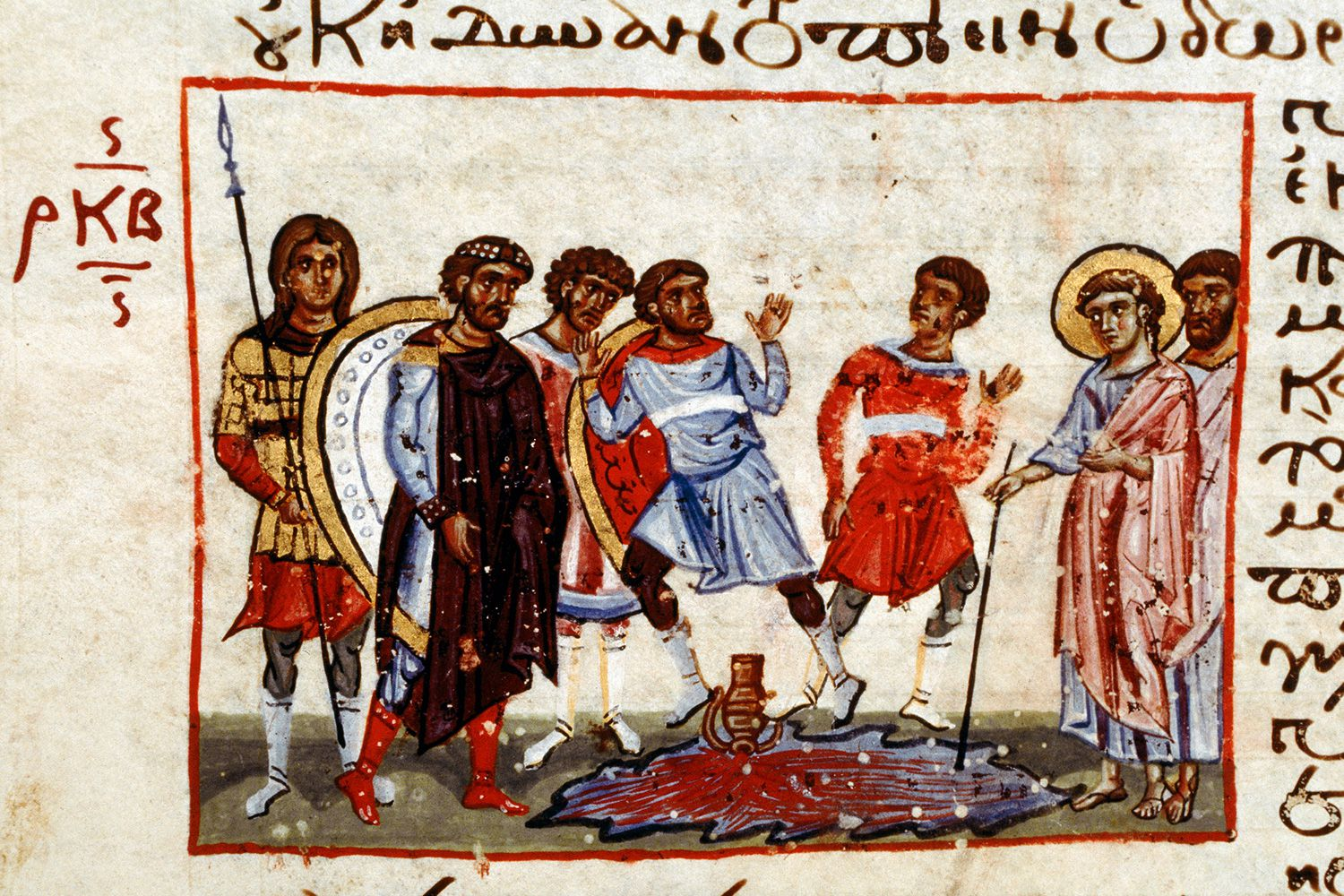 The 10 Egyptian Plagues