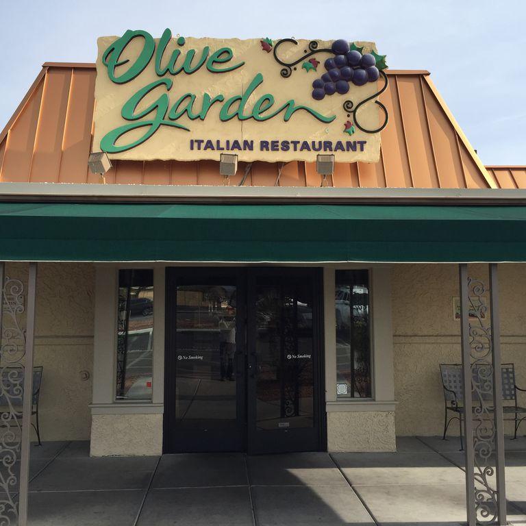 olive garden - Olive Garden Cleveland Tn