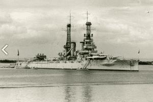 USS Arkansas (BB-33)